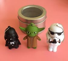 USB Flash Drive Star Wars Yoda Darth Vader Cute Giftbox 32GB memory Storage New