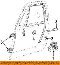 Dodge CHRYSLER OEM 85-93 D250 Front Door-Lock Latch Kit 55075873
