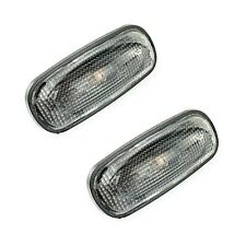 Land Rover Freelander Discovery 2 Series II Clear Side Marker Repeater Light Set