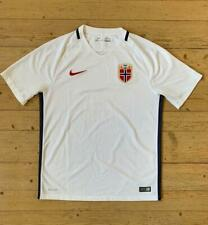 Norway Norge National Football Team Nike Dri Fit Jersey T-shirt Medium