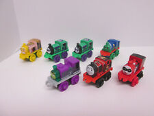 Thomas & Friends Minis Trains DC Super Friends Harley Quinn Riddler Beast Boy