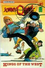 Jonny Quest # 28 (Marc Hempel) (Estados Unidos, 1988)