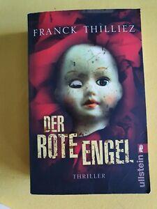 Thriller Der rote Engel von Franck Thilliez ISBN 9783548269177