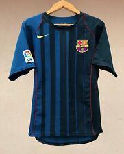 RARE BARCELONA SPAIN 2004/2005 AWAY FOOTBALL SOCCER SHIRT JERSEY CAMISETA NIKE