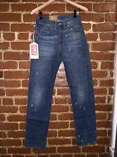 NWT Levis Vintage Clothing LVC 1954 501 Big E Selvedge Jeans 26x32 MSRP$278