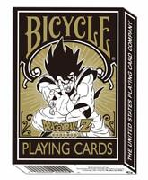 Dragon Ball Playing Cards DBZ-550629 Toy games Bicycle JAPAN IMPORT