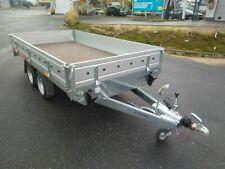 PKW-Anhänger Hochlader 325x171x30 cm 2700kg Räder 195/50 R 13 C