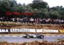 Jim Clark Lotus 25 Winner British Grand Prix 1964 Photograph 4
