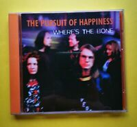 The Pursuit Of Happiness: Where's The Bone [Music CD]