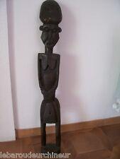 superbe statue Africaine Bangwa Bamoun Bamiliké 1940-1960 african art primitif