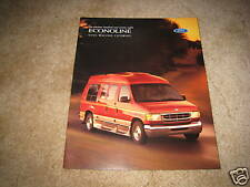 1998 ford econoline 150 owners manual