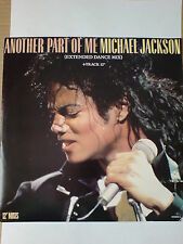 MICHAEL JACKSON - 12 INCH - ANOTHER PART OF ME (EXTENDED DANCE REMIX)