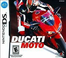 BRAND NEW SEALED DS -- Ducati Moto: Racing (Nintendo DS, 2008)