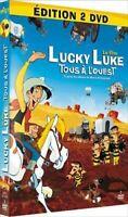 DVD Lucky Luke Le Film Tous à L'ouest (2 DVD) Occasion