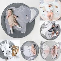 Baby Game Play Crawling Cotton Mat Soft Kids Children Rug Carpet Blanket Playmat