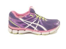 Asics Women's GT 2000 Purple Green  Running Shoes Size 7.5 Excellent Condition