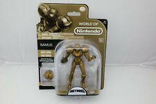 Figurine SAMUS World of Nintendo TROPHY SERIES (séries trophée) Neuf