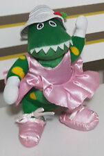 THE WIGGLES DOROTHY THE DINOSAUR BALLERINA PLUSH TOY! SOFT TOY ABOUT 21CM TALL!