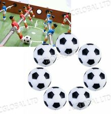 32mm Table Mini Football Soccer Arcade Game For Sports 6 Pcs Table Football New