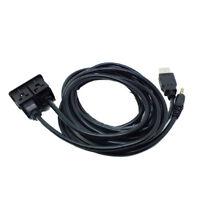 VENDEUR PRO Cable USB PEUGEOT CITROEN AUTORADIO RT6 RD9  RD5 AUX USB PSA