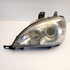 Headlight Headlamp Left (Ref.1031) Mercedes ML 270 Cdi W163