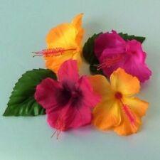 Hibiskusblüten künstlich, 24 St. Packung., Hibiskus Blüten, Hibiscusblüten