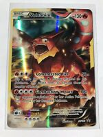 Volcanion FULL ART ULTRA RARE XY185 Promo Pokemon Mythical Collection NM HOLO