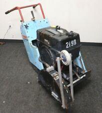 Concrete Floor Saw Target Paciv16km With Kohler Magnum16 Gas Engine