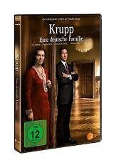 KRUPP EINE DEUTSCHE FAMILIE DVD IRIS BERBEN TV FILM NEU