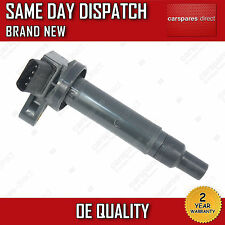 LEXUS LS MK3 430 LX  470  IGNITION COIL PENCIL WITH 4 PORTS 98>ON 2YR WARRANTY