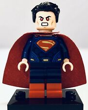 Lego Superman 76046 Red Boots Dawn of Justice Super Heroes Minifigure Rare