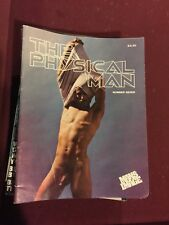 Rare Vintage Gay Interest Porn Magazine The Physical Man Mans-Image #7
