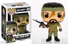 figure vinyle Call of Duty SGTC. Frank Bois Pop! Games Funko figurine n° 69