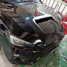 Painted For Subaru WRX 4th 4DR Sedan STI Hood Scoop Vent Cover Trim