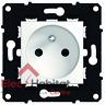 Prise de courant 2P+T 16A Arnould Espace Evolution Blanche 64031