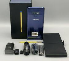 SMARTPHONE SAMSUNG GALAXY NOTE 9 N960U  128GB ORIGINAL LIBRE AZUL - NUEVO OTRO