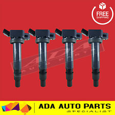 4 x Ignition Coils for Toyota Corolla ZRE152 ZRE182R 05/2007-2014 2ZR-FE Prius 1