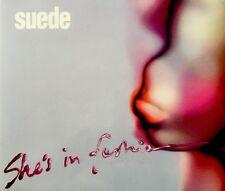 Suede - She's In Fashion (CD 1999) Jubilee / God's Gift. Brett Anderson/Nude