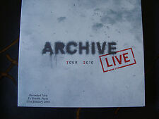 Slip Double: Archive : Live Paris 2010  2 CDs Remastered Limited Edition 100