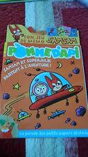 Pomme D'Api - Mars 2013 - Jeu de Mémo SAMSAM inclus
