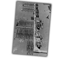 "War Photos 52 American submarines of various classes Glossy Size ""4 x 6"" inch W"