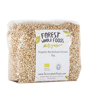 Organic Raw Buckwheat Groats - Forest Whole Foods