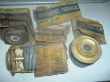 1933-1950 buick oldsmobile packard Harrison thermostat  NOS GM new