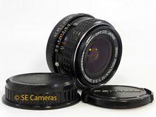 SMC Pentax-M 28MM F3.5 Pentax PK Mount Wide Lens * Quasi Nuovo condizioni *