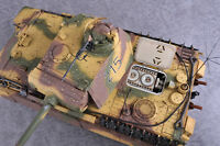 Trumpeter 1/16 WWII German PANTHER Type G  Early Version Full Interior Kit 00928