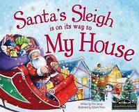 Santa's Sleigh is on its Way to My House, Eric James , Good | Fast Delivery