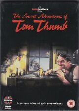 The Secret Adventures Of Tom Thumb - DVD (Brand New Sealed)  Region 2 PAL