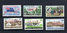 Cook Islands. 1966. Churchill Commemoration set. MVLH.