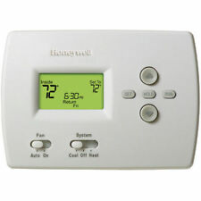 Honeywell Programmable Thermostat PRO 4000 5-2 Day 1-Heat 1-Cool TH4110D1007