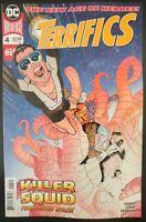 The TERRIFICS #4 (2018 DC Universe Comics) ~ VF/NM Book